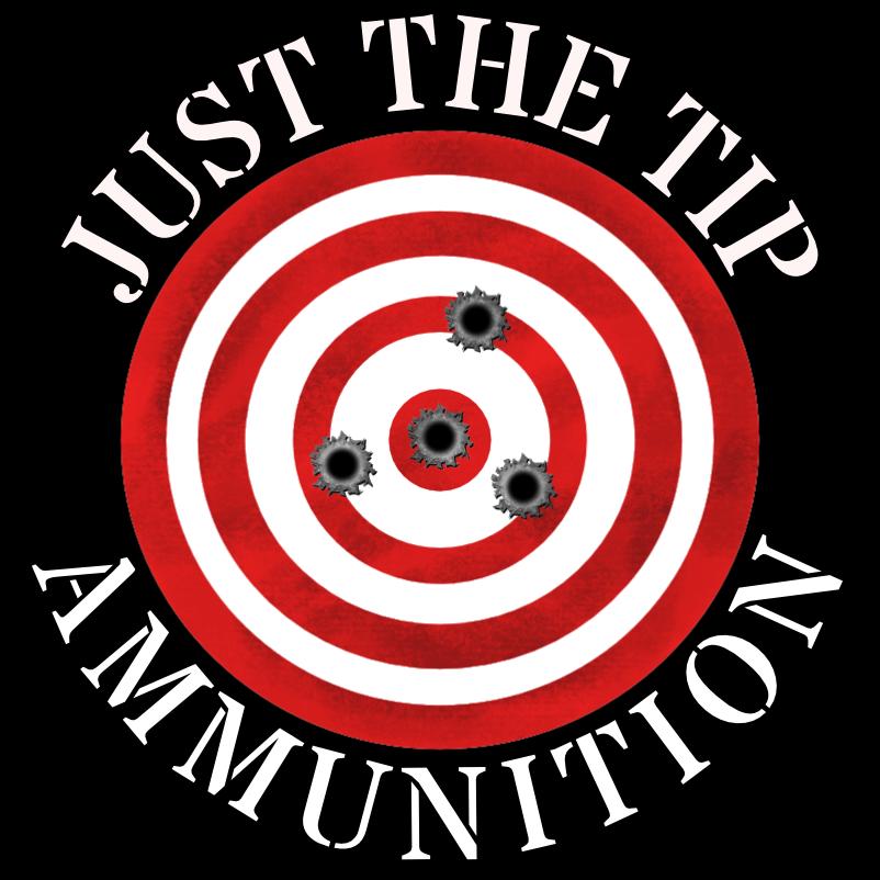 Just the Tip Ammunition Logo